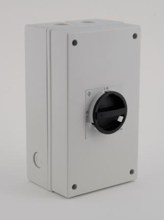 K Amp N Dual String Dc Switch Disconnector 25a 330v 11a 690v