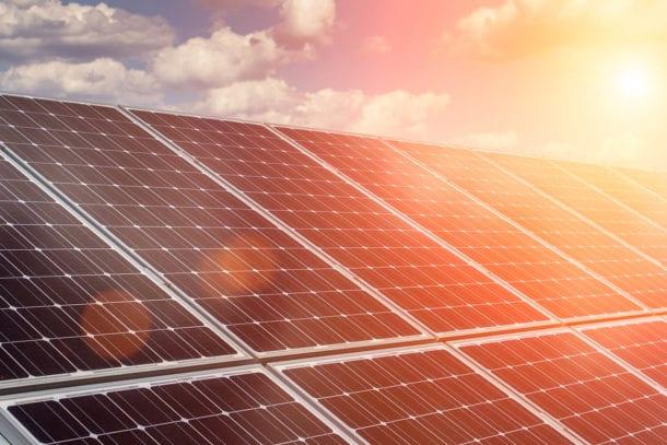 Register your Solar Panels