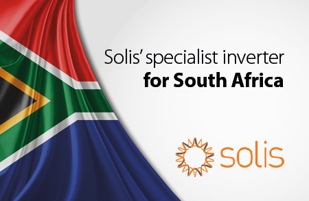 Solis' specialist inverter for South Africa