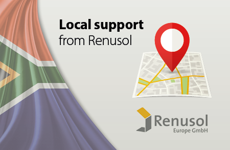 Local support from Renusol