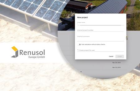 Renusol PV Configurator