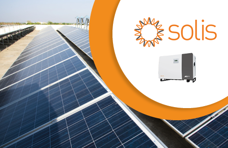 Solar for commercial with Solis