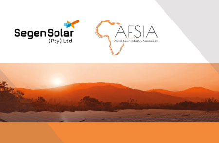 A partnership between AFSIA and SegenSolar