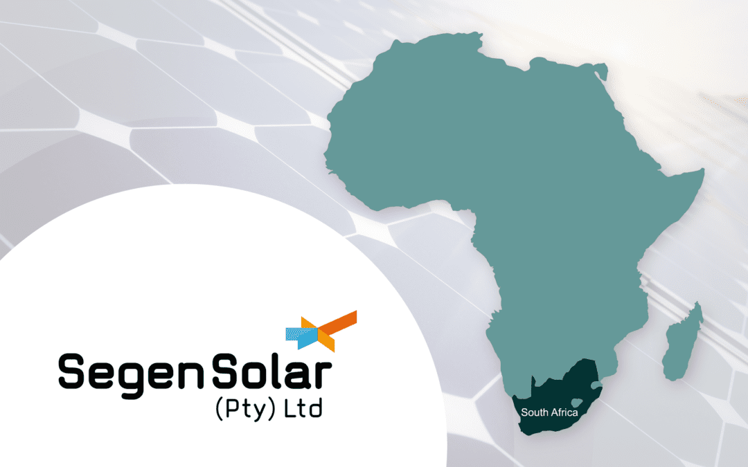 Future of solar power South Africa