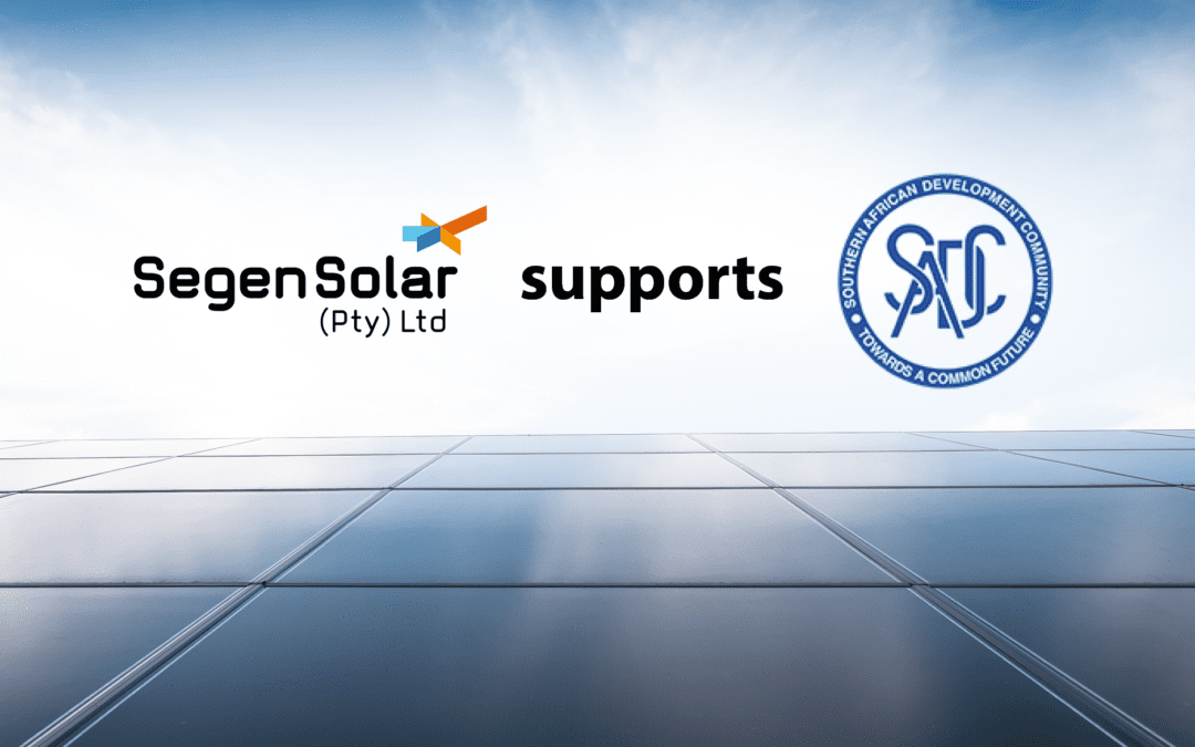 SegenSolar in the SADC region: services to benefit you