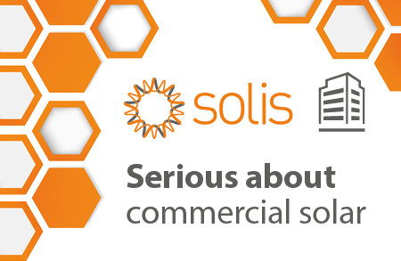 SegenSolar and Solis: serious about commercial solar