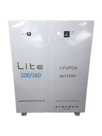 Freedom Won commercial Lite 200/160 LiFePO4 battery