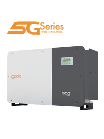 Solis 255kW three phase commercial inverter 14 MPPT